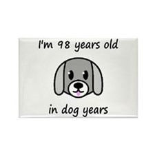 14 dog years 2 - 2 Magnets