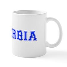 Serbia-Var blue 400 Mugs