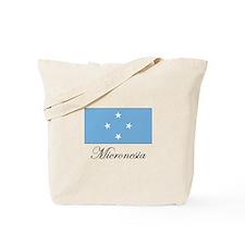 Micronesia - Flag Tote Bag
