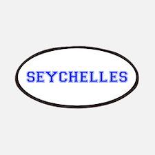 Seychelles-Var blue 400 Patch