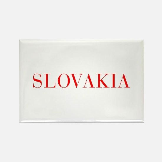 Slovakia-Bau red 400 Magnets