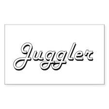 Juggler Classic Job Design Decal
