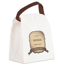 Premium Quality Since 1965 Canvas Lunch Bag