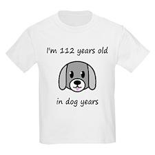 16 dog years 2 T-Shirt
