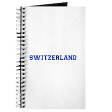 Switzerland-Var blue 400 Journal