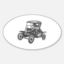 MODEL T CAR Decal