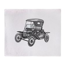 MODEL T CAR Throw Blanket