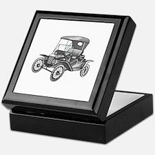 MODEL T CAR Keepsake Box