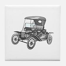 MODEL T CAR Tile Coaster