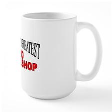"""The World's Greatest Auto Repair Shop"" Mug"