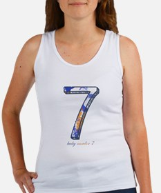 Lucky number Tank Top