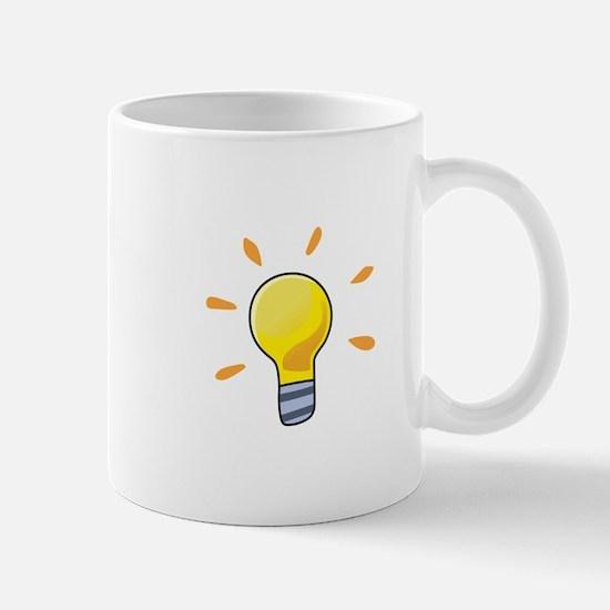 LIGHTBULB Mugs