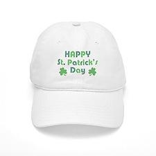Happy St. Patrick's Day Baseball Baseball Cap