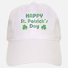 Happy St. Patrick's Day Baseball Baseball Cap