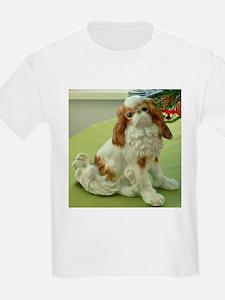 Christmas King Charles Spaniel T-Shirt