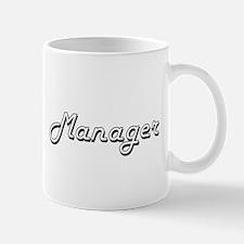 Manager Classic Job Design Mugs