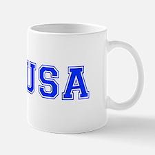 USA-Var blue 400 Mugs