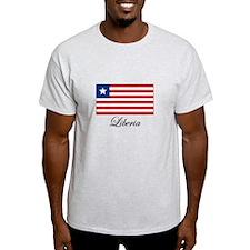 Liberia - Flag T-Shirt