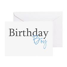 Birthday Boy Greeting Card