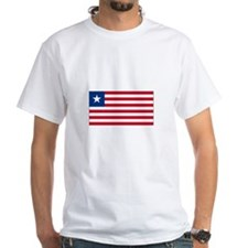 Liberia Flag Shirt