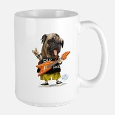 Pug Rocker Mug
