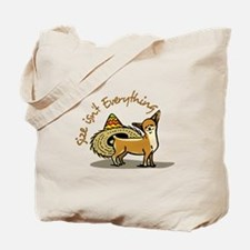 SIZE ISNT EVERYTHING Tote Bag