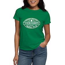 Custom Irish Pub Vintage T-Shirt