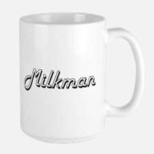 Milkman Classic Job Design Mugs