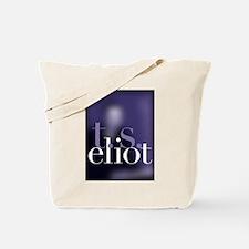 T.S. Eliot Tote Bag