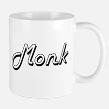 Monk Classic Job Design Mugs