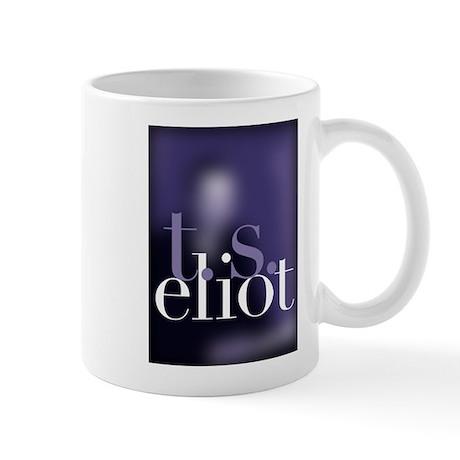 T.S. Eliot Mug