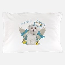 Maltese Perfect Angel Pillow Case