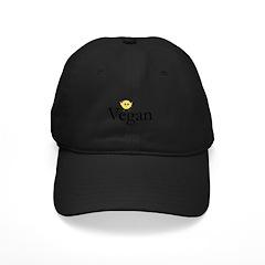 Vegan Chick Baseball Hat