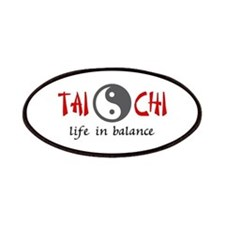 TAI CHI LIFE IN BALANCE Patch