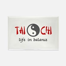 TAI CHI LIFE IN BALANCE Magnets