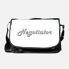 Negotiator Classic Job Design Messenger Bag