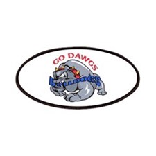 GO DAWGS Patch