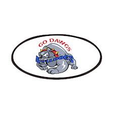GO DAWGS Patch