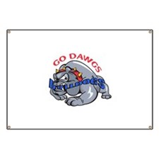 GO DAWGS Banner