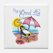 THE GOOD LIFE Tile Coaster