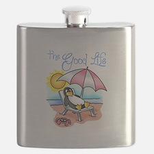 THE GOOD LIFE Flask
