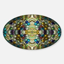 Beautiful Glass Beaded Jewels Decal