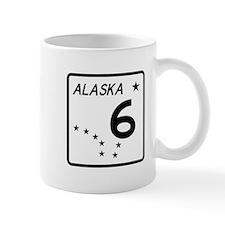 Route 6, Alaska Mug
