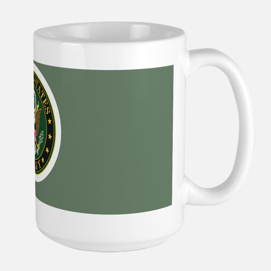 US Army Camo Mugs