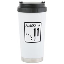 Route 11, Alaska Travel Mug