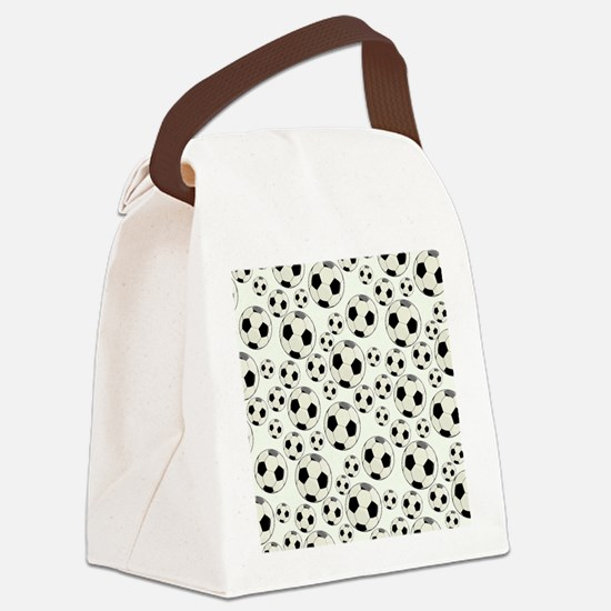 Top of the Game Canvas Lunch Bag