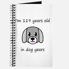 17 dog years 2 - 2 Journal