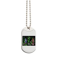 Faery Forest Dog Tags