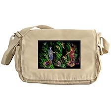 Faery Forest Messenger Bag