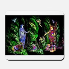 Faery Forest Mousepad